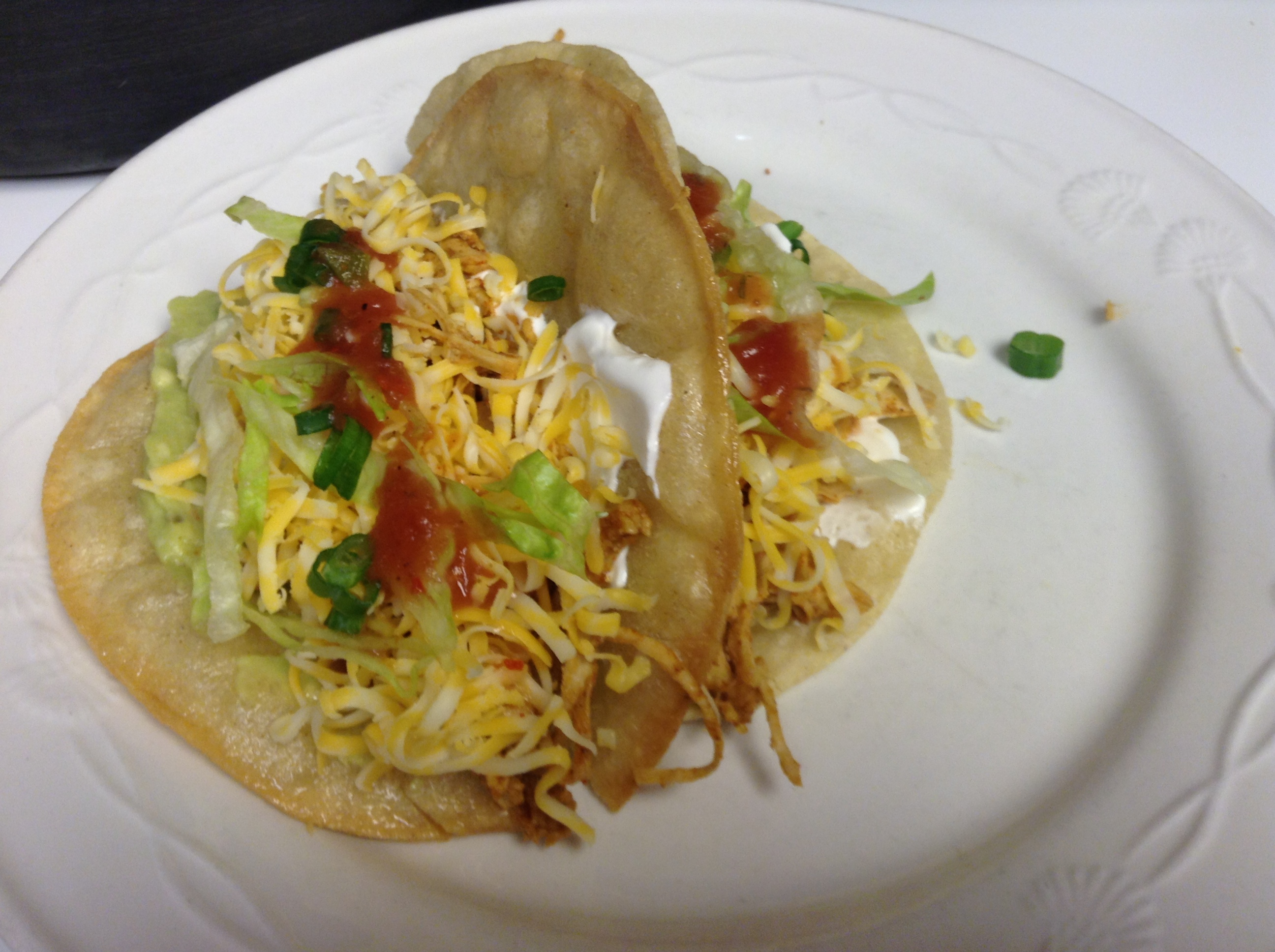 Cheap Chicken Tacos 022