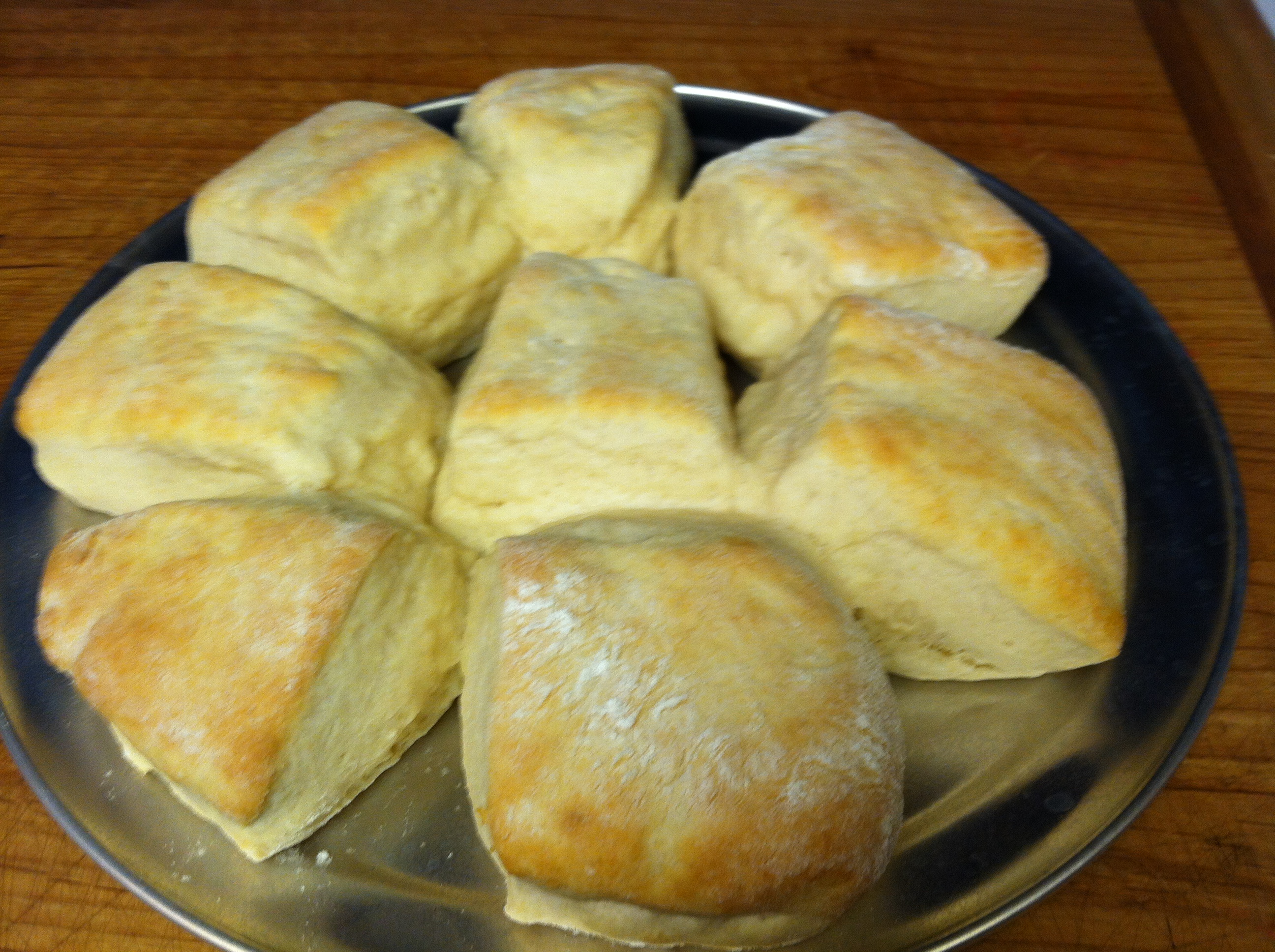 20 Minute Homemade Biscuits – Scratch this with Sandy